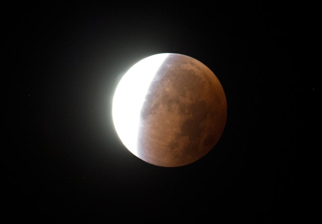 Where can you see Friday's 'blood moon'?
